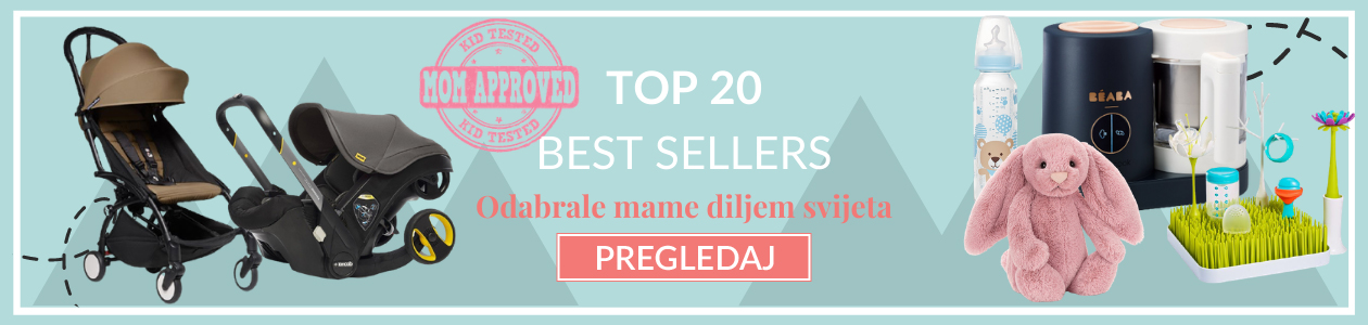 TOP 20 best sellers