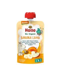 Holle Pire od Banane, Jabuke, Manga i Marelice 100g