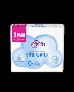 Violeta Baby Vlažne Maramice 56/1 Sensitive Care 99% Voda -3PACK