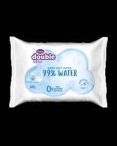 Violeta Baby Vlažne Maramice 20/1 Sensitive Care 99% Voda