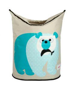 3Sprouts® Košara za rublje ili igračke Polarni Medo