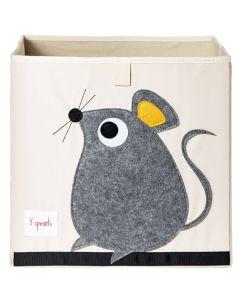 3Sprouts® Kutija za pohranu igračaka Miš