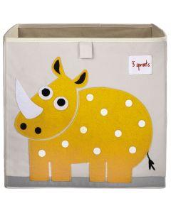 3Sprouts® Kutija za pohranu igračaka Nosorog