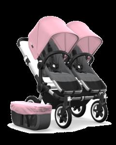 Bugaboo Donkey Twin Pink / Pink
