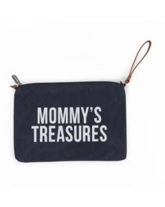 Childhome Mommys Treasures Navy White torbica