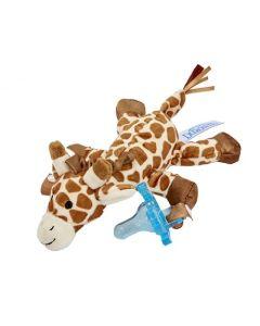Dr. Brown's dječja igračka žirafa sa silikonskom dudom varalicom 0+ mjeseci