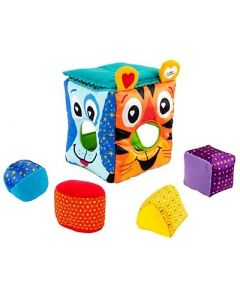 Lamaze Animal Faces Sorter