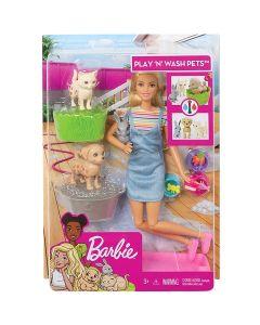 Barbie i životinje set - Mattel