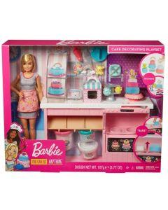 Barbie - Mala slastičarna sa dodacima - Mattel