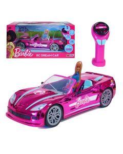 Barbie ružičasti automobil na daljinsko upravljanje 2,4 GHz - Mondo Motors