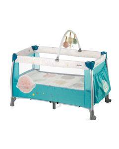Jane Duo Level Alu prijenosni krevetić – Cosmos