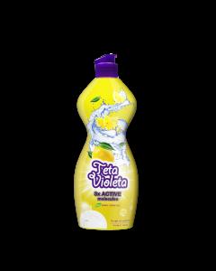 Teta Violeta deterdžent za suđe 450 ml limun