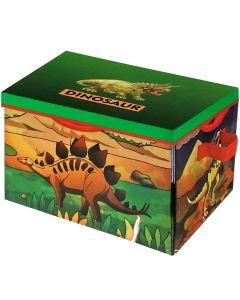 Dinosaur 2u1 set sa kutijom i tepihom
