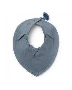 Pamučni podbradnjak - Tender Blue, novi