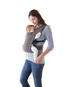 Ergobaby Embrace nosiljka, Heather Grey, siva
