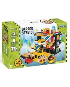 Garage Service sa dodacima - Wader
