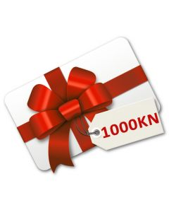Poklon bon 1000 kuna