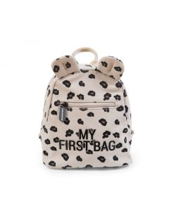 Childhome My first Bag - Canvas Leopard