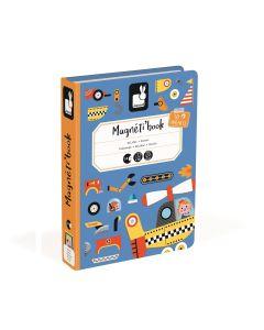 Janod Kutija s magnetima - Vozila