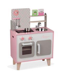 Janod Macaron Kuhinja Pink