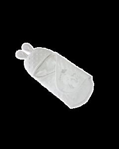 BEBI jastuk za nošenje KREM & ROZI