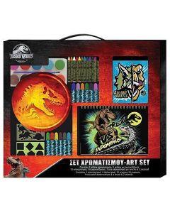 Jurassic World veliki kreativni set
