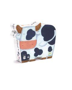Djeco Puzzle Krave na Farmi
