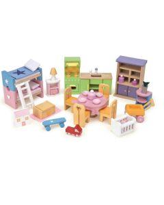 Le Toy Van Osnovni Set Namještaja