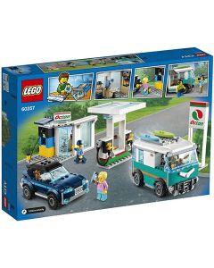LEGO City Benzinska stanica