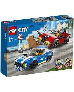LEGO City Policijsko uićenje na autoputu