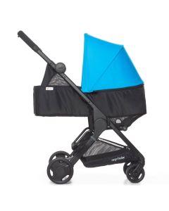 Ergobaby Metro Newborn Kit košara za bebu PLAVA