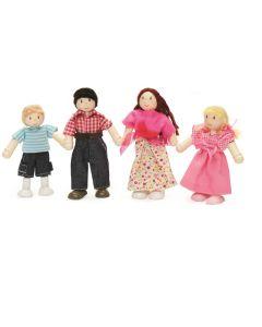 Le Toy Van Moja Nova Obitelj Lutaka