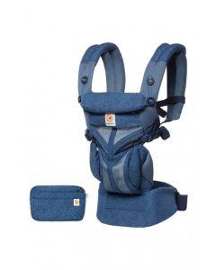 Ergobaby Cool Air Omni 360 nosiljka, Blue Blooms