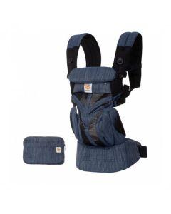 Ergobaby Cool Air Omni 360 nosiljka, Indigo Weave