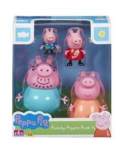 Peppa obitelj set figura 4kom