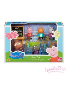 Peppa Praščić Peppina učionica set