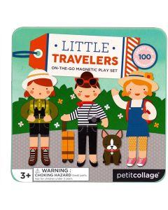 Petit Collage Magneti little travelers