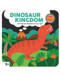 Petit Collage Magneti dinosauri