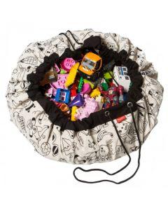 Play&Go Vreća i Podloga za Igru Color My Bag