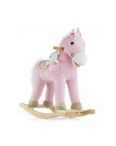 Milly Mally ljuljajući konjić pony - PINK