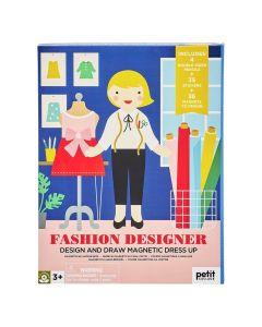 Petit Collage Magneti fashion designer