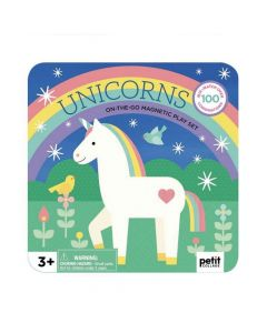 Petit Collage Magneti unicorns