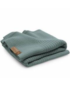 Bugaboo Soft Wool Dekica Petrol Blue Melange