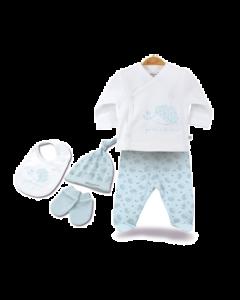 BIBABY ORGANIC set za novorođenče