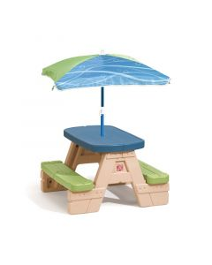 Step2 Sit & Play Picnictable