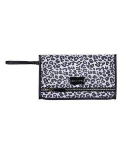 Tiba+Marl® Prijenosna podloga za previjanje Etta Nylon Mono Leopard