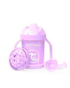 Twistshake Mini Cup 230ml Pastel Purple