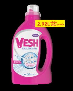 VESH Power gel za rublje 2,92L