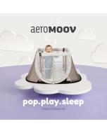 Aeromoov Putni Krevetić Sivi