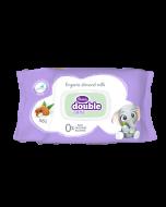 Violeta Baby Vlažne Maramice 56/1 Sensitive Care s Bademovim Mlijekom
